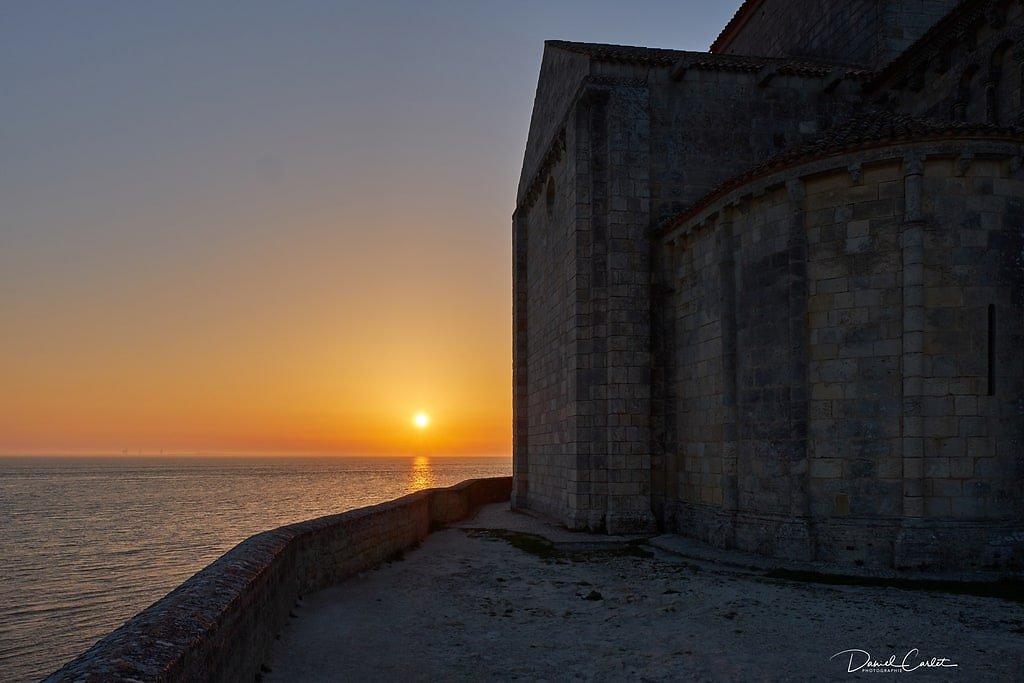 Eglise Sainte Radegonde-Talmont sur Gironde
