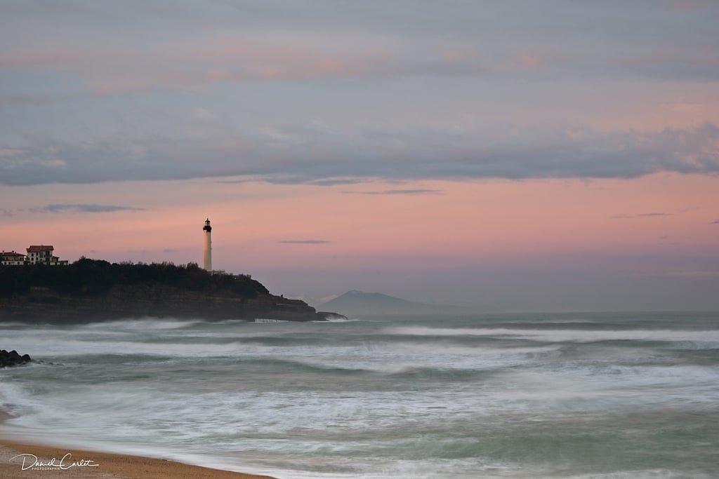Le phare de Biarritz-Pays Basque