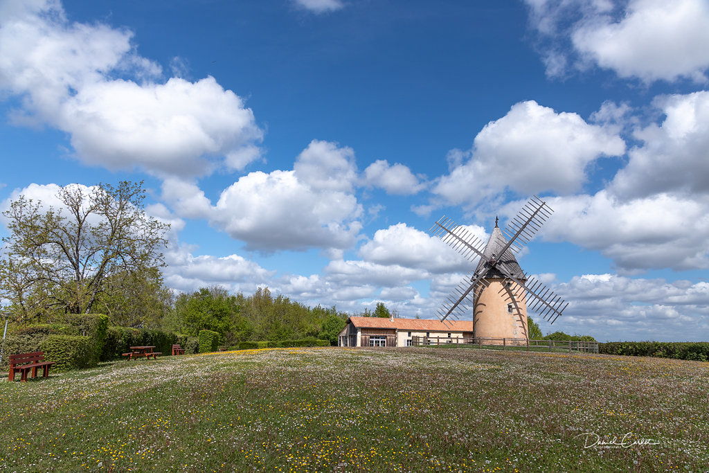 Moulin de Lansac