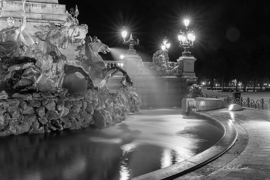 Place des Quinconces-Bordeaux
