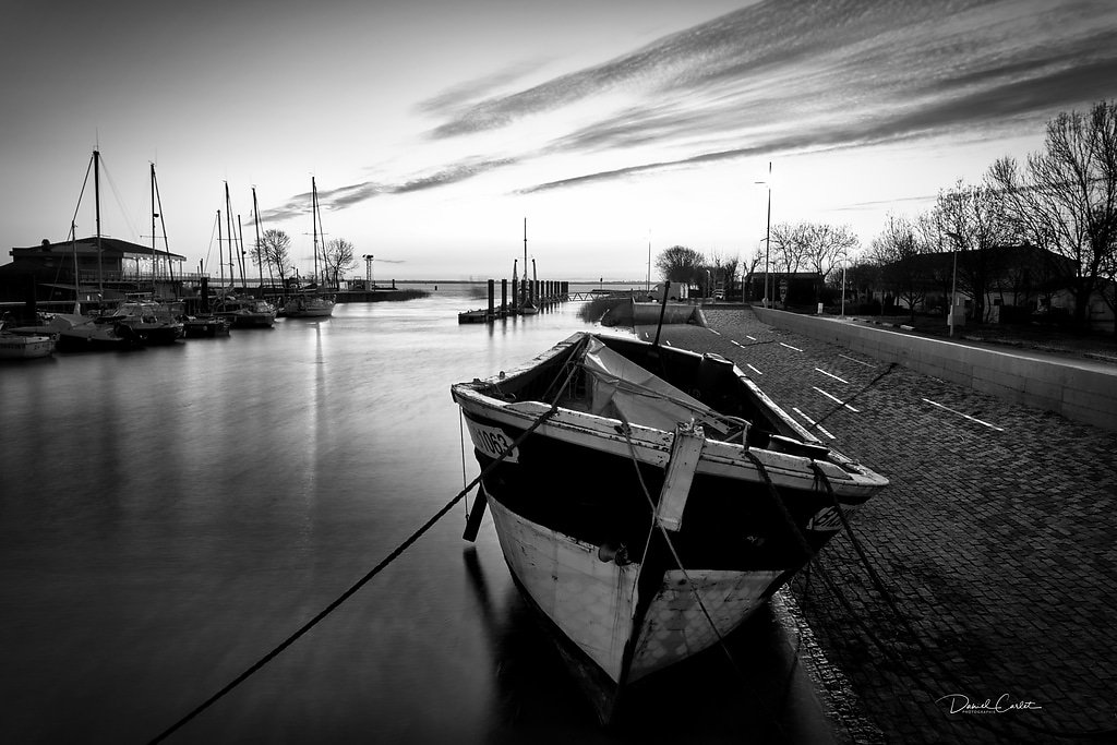 Ports des Callonges-Gironde